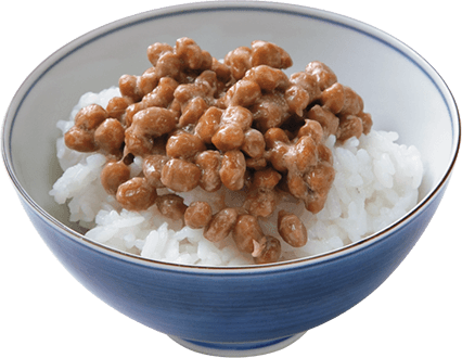 natto japon riz petit dejeuner