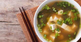 recette soupe japonaise