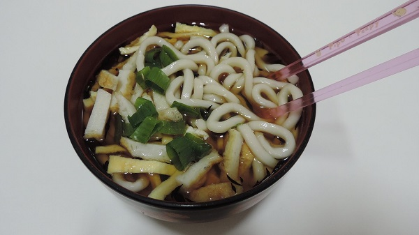 udon froid recette